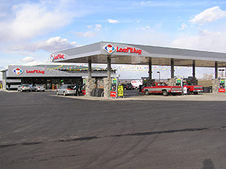 & Gas and Petroleum Station u0026 Convenience Store Canopies