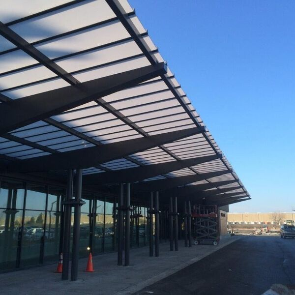 Tfc Canopy Architectural Canopies