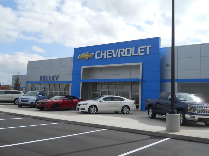 Tfc Canopy Chevrolet Dealerships Architectural Cladding Portfolio