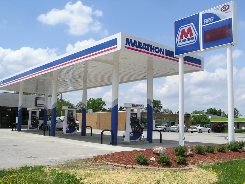 Tfc Canopy Gas And Petroleum Stations Amp Convenience